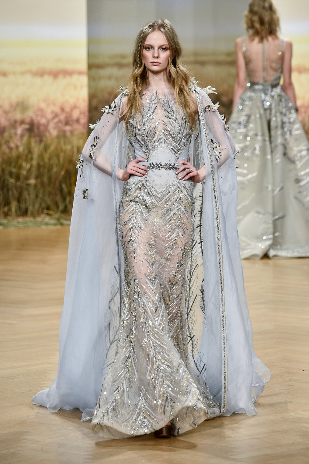 ZIAD NAKAD Spring Summer 2018 Couture