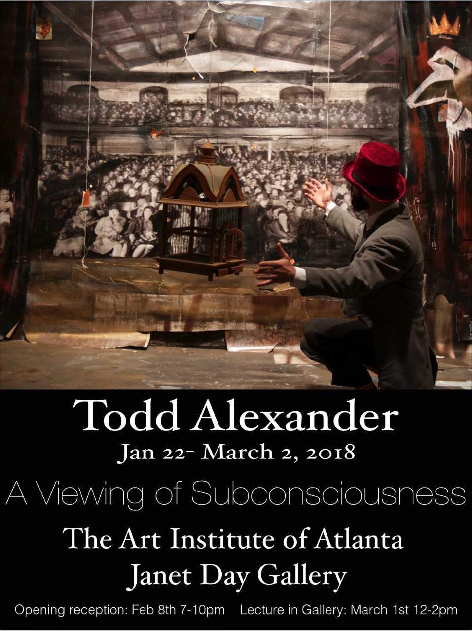 Todd Alexander art