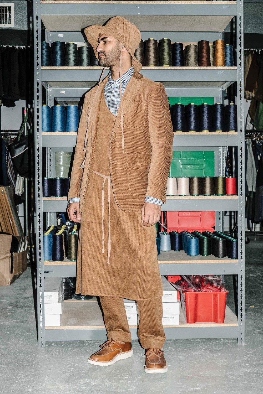 Engineered Garments Fall 2018 Menswear