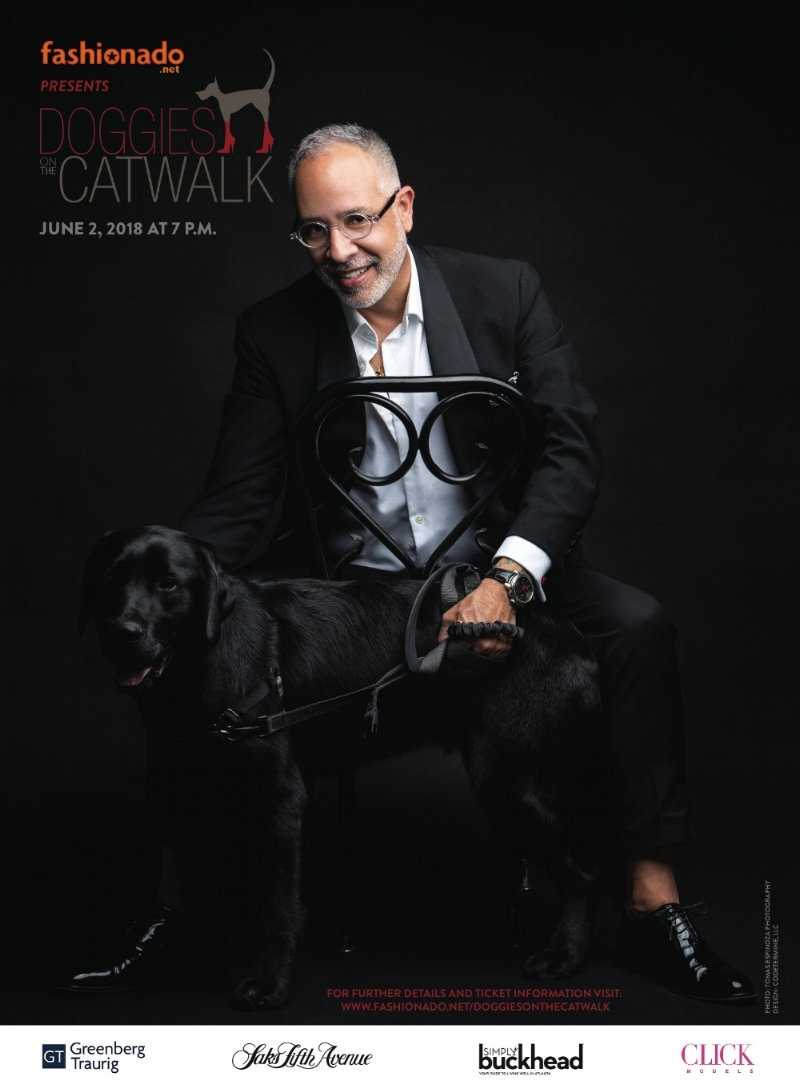 doggies on the catwalk e. vincent martinez fashionado