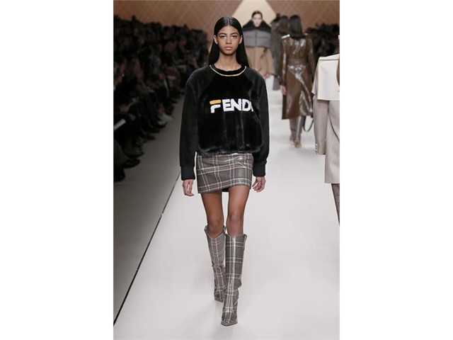 999bc284cd FENDI Collaborates with FILA on a Limited-Edition Capsule Collection ...