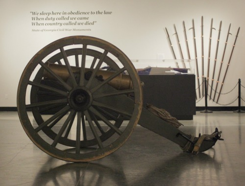 CIVIL WAR: Artifacts and memories at Kennesaw Mountain Museum.
