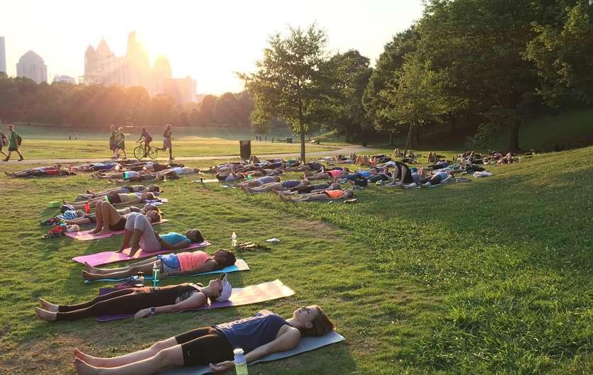 yoga in atlanta