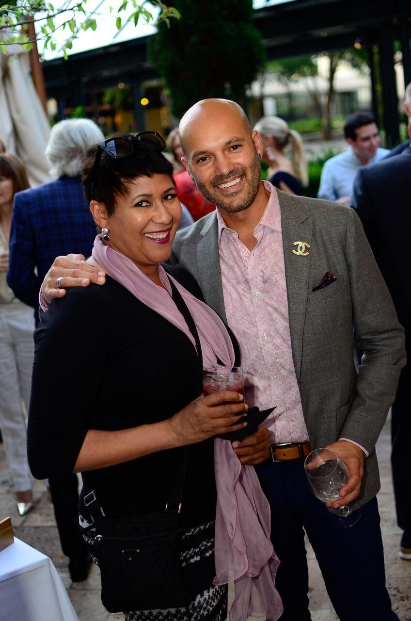 Donna Lampkin & Sankil Ward