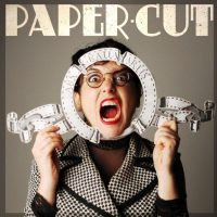 paper cut puppetry