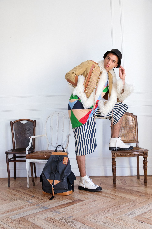 Loewe Spring 2019 Menswear