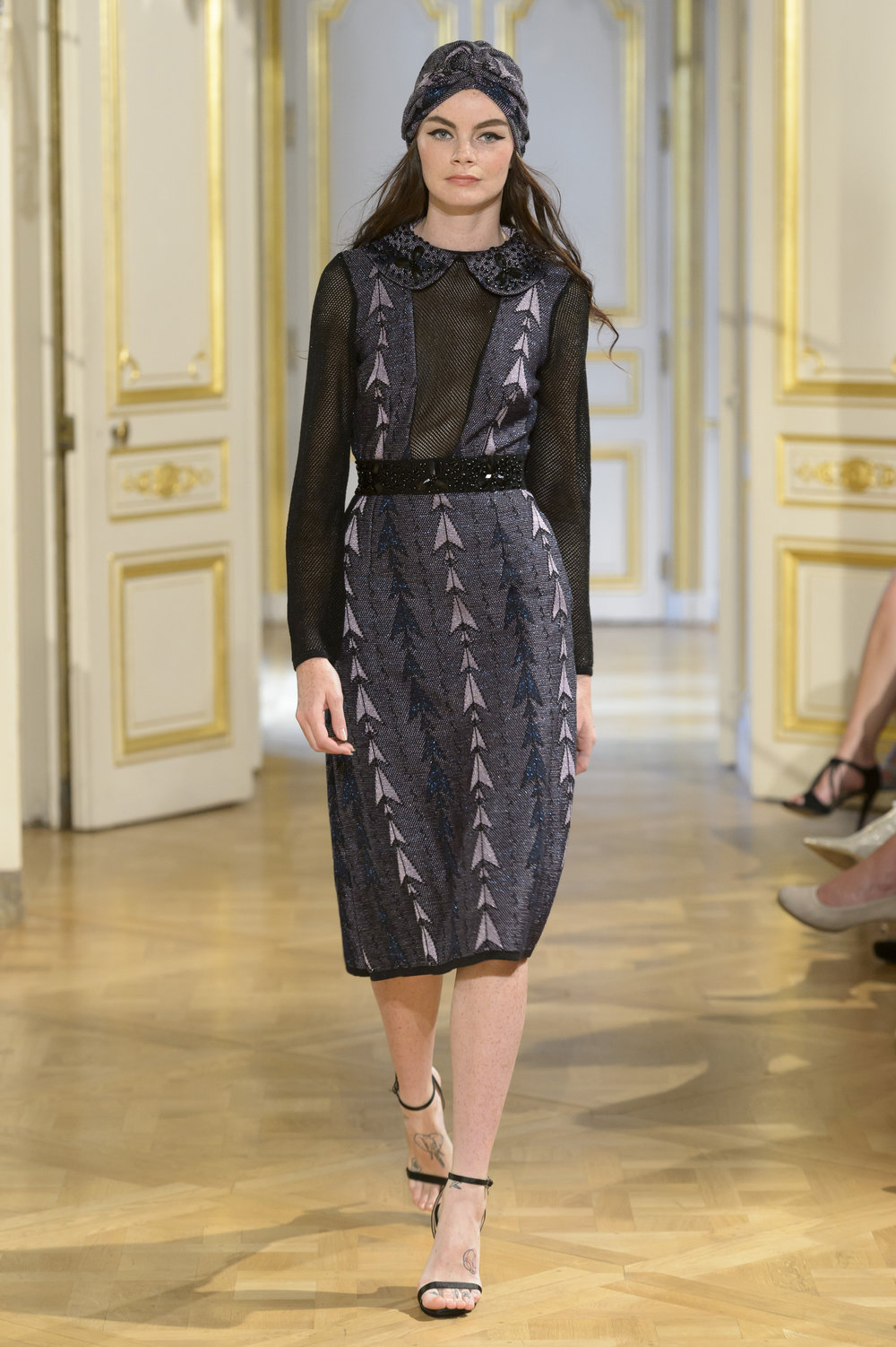 MARIA ARISTIDOU photos defile : fashion show %22Serendipity%22 couture collection automne hiver : fall winter 2018 2019 PFW - © Imaxtree 16.jpg