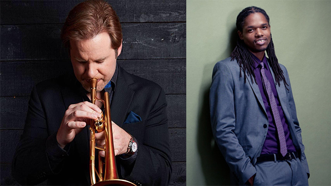 Joe Gransden (left), Landau Eugene Murphy Jr.