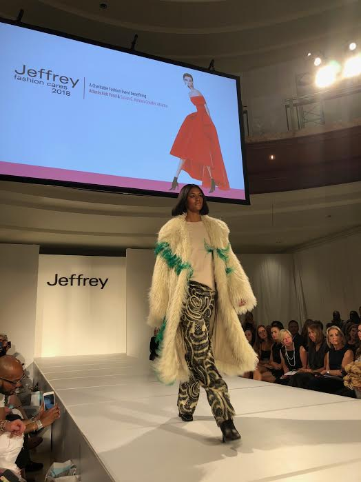 Jeffrey Fashion Cares 2018