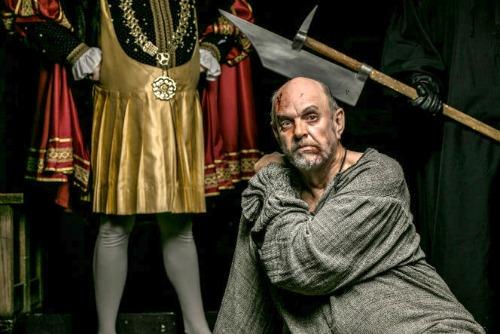 Jeff Watkins as Sir Thomas More.