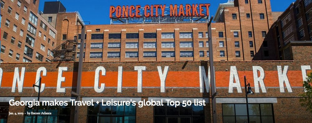 ponce city market atlanta travel and leisure