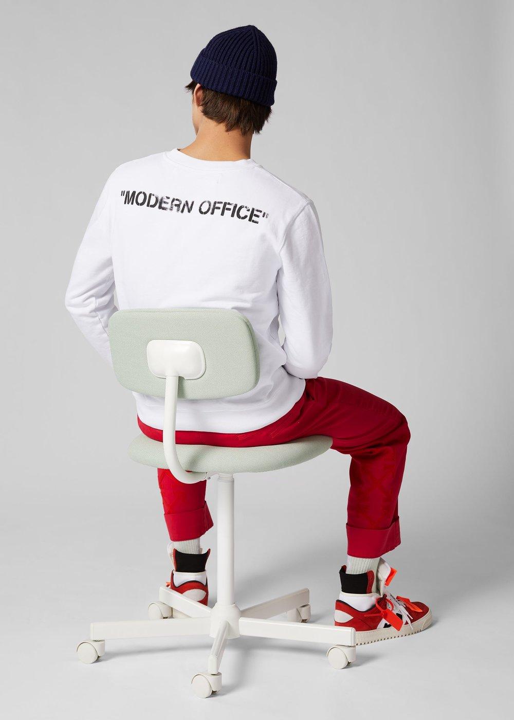 off-white mr porter modern office