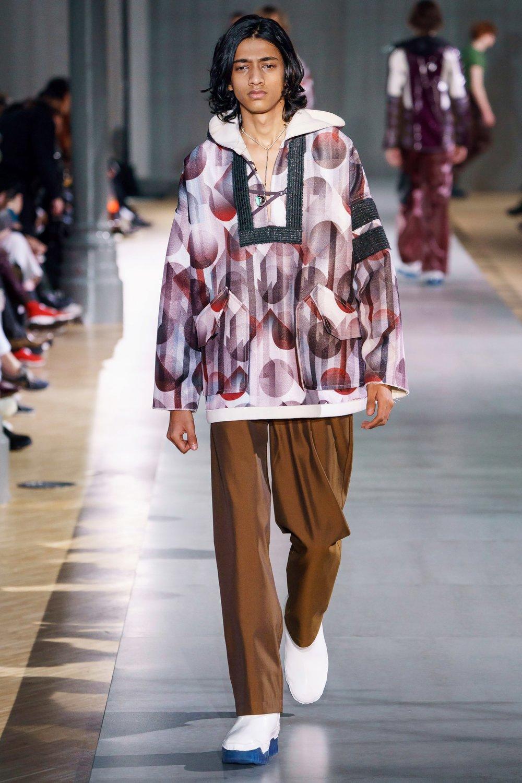 acne studios fall 2019 menswear
