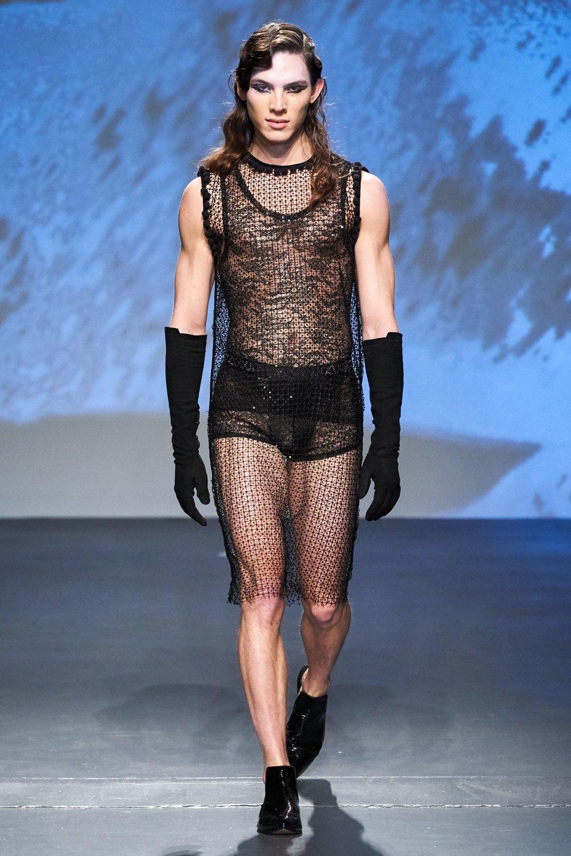 Palomo Spain Fall 2019 Menswear