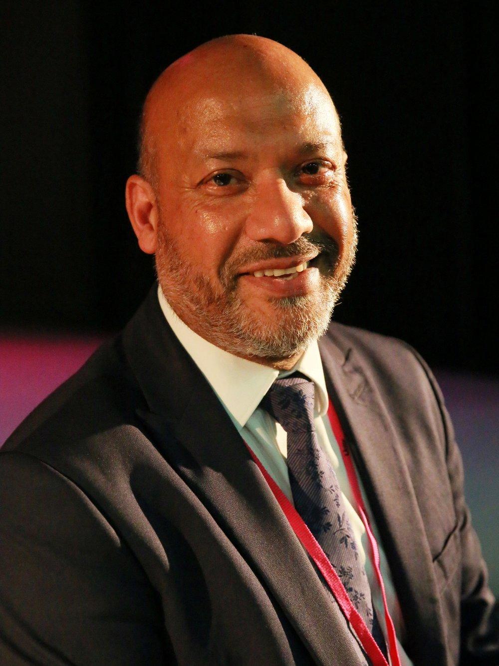 Unity chief executive Ali Akbor