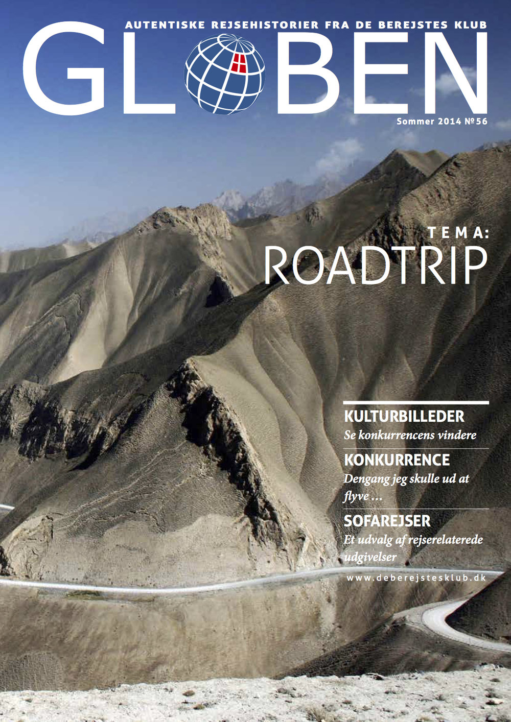 Issue 56: Roadtrip   This issue portrays several stories of the members' road trip journeys across the fjords in Norway, cycling in Peru, camping near the volcano in Turkmenistan, adventures in Iran, Rwanda, and others. Read  here .