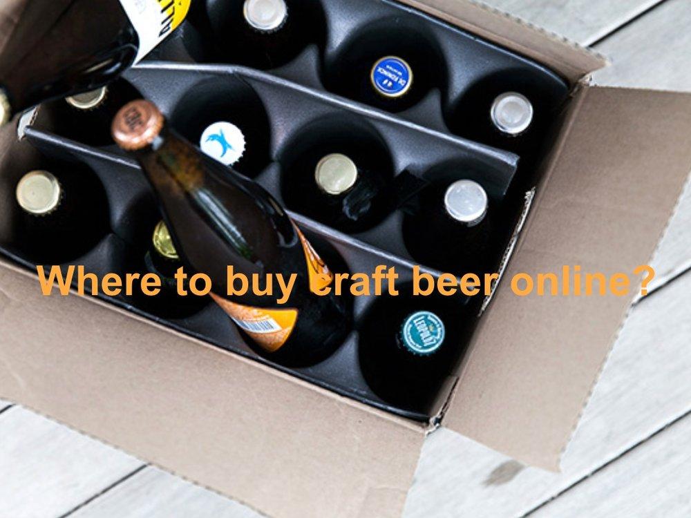 Buy craft beer online Singapore