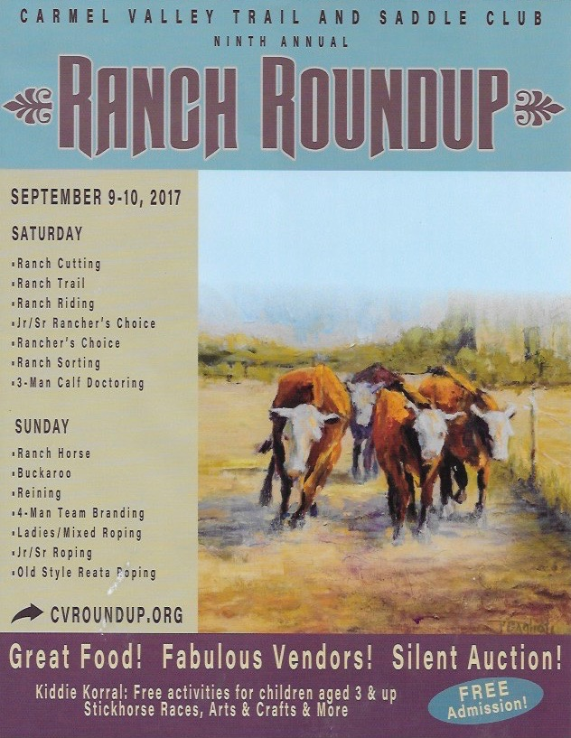 Ranch Roundup poster