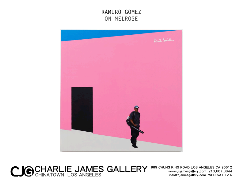 Ramiro Gomez Charlier James Taylor Collection Denver