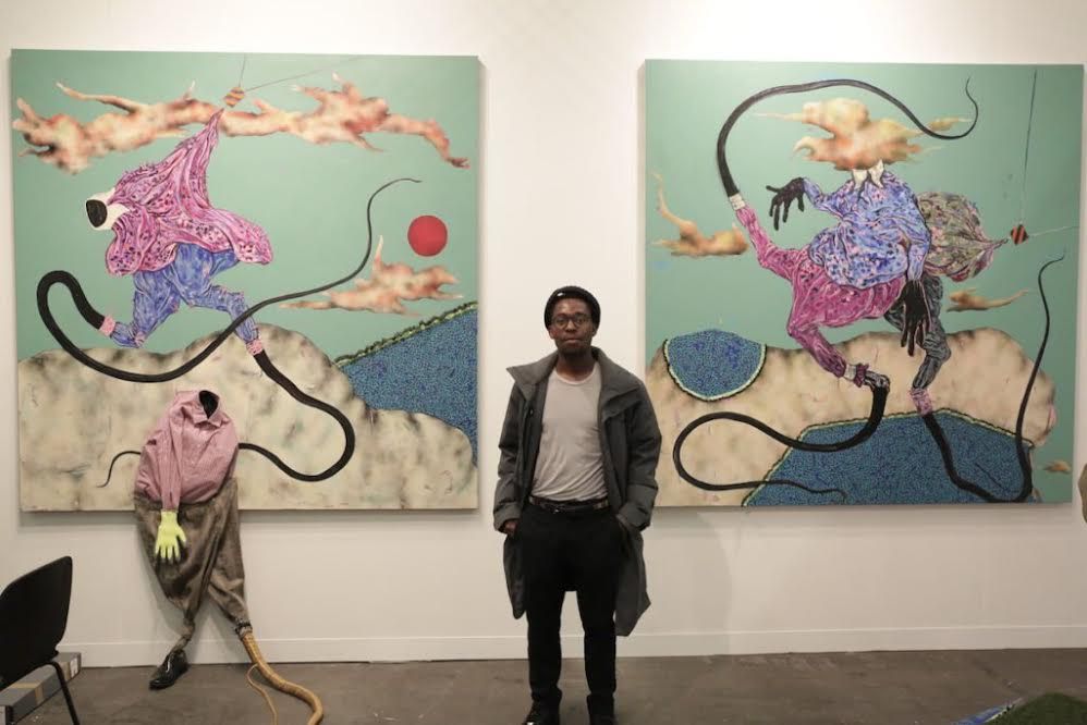Simphiwe Ndzube Contemporary Art Taylor Art Collection Denver