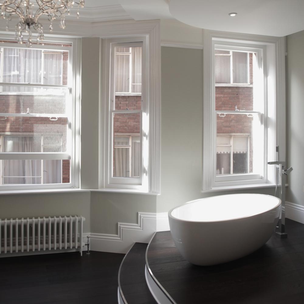 modern architect greenwich apartment flat refurbishment