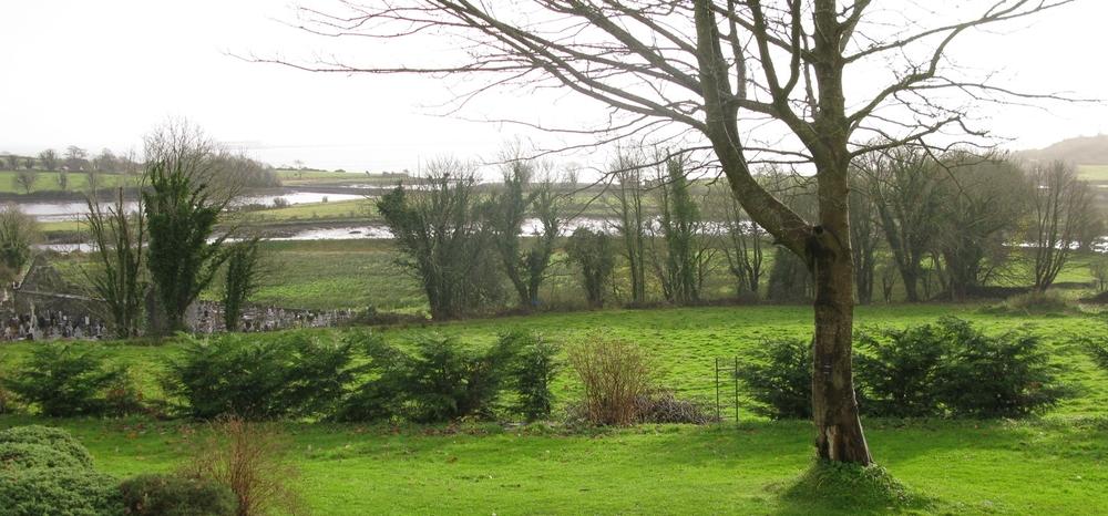 Modern Contemporary Architect House Shannon Ireland Landscape