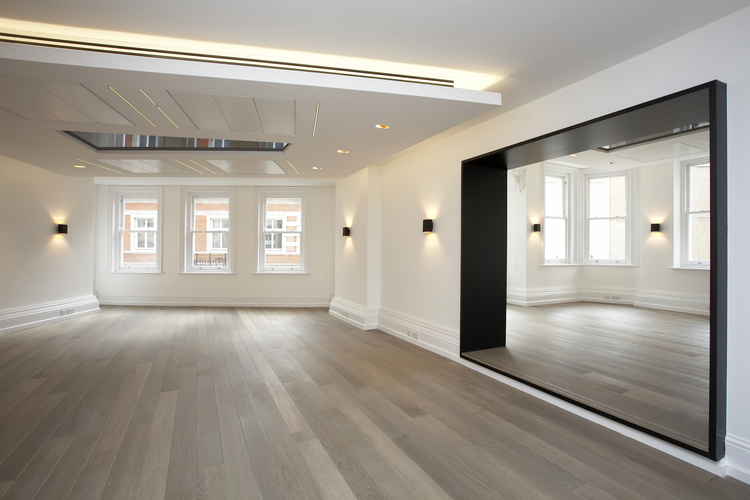 Modern Contemporary Fletcher Crane Architect Housing Residential Mayfair London