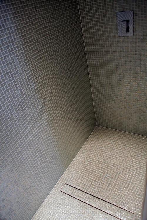 Modern Contemporary Fletcher Crane Architect Apartment Westminster London Bathroom fitout