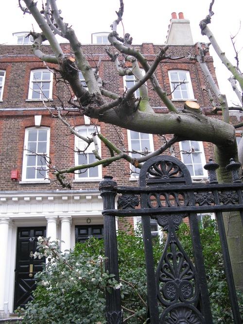 Modern Contemporary Fletcher Crane Architect Historic Apartments Greenwich London Site Photo