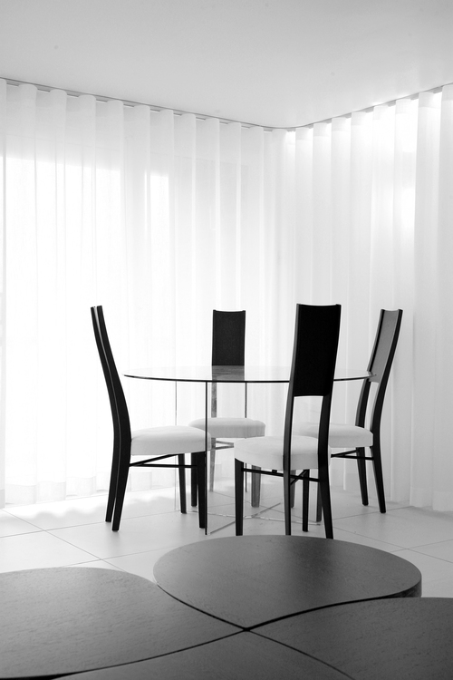 Modern Contemporary Fletcher Crane Architect Apartment Teddington London Surrey