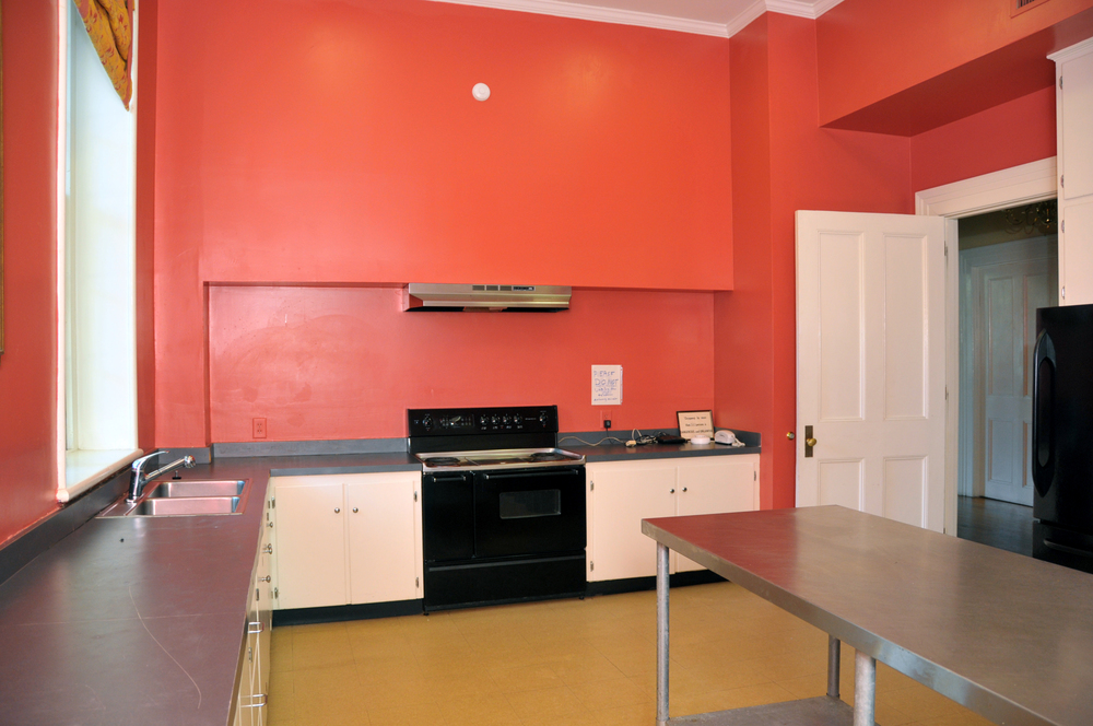 Winyah Indigo Hall - Kitchen