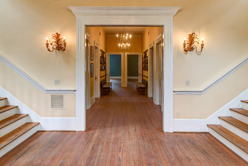 Winyah Indigo Hall - Entry View