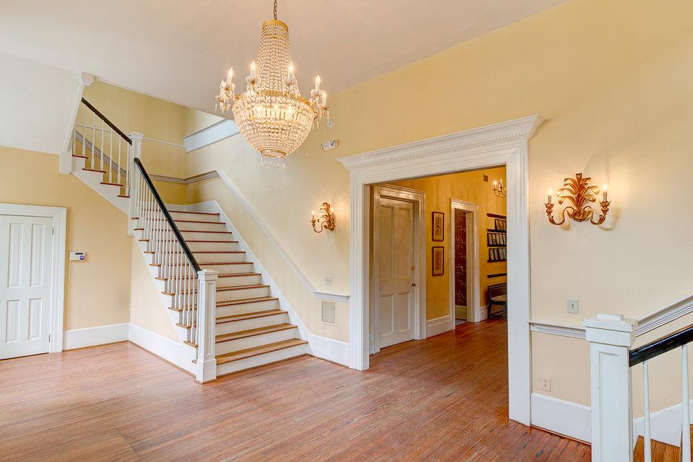 Winyah Indigo Hall - Foyer
