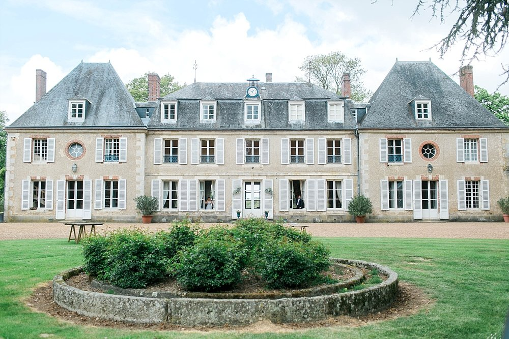Chateau du Bouthonviliers