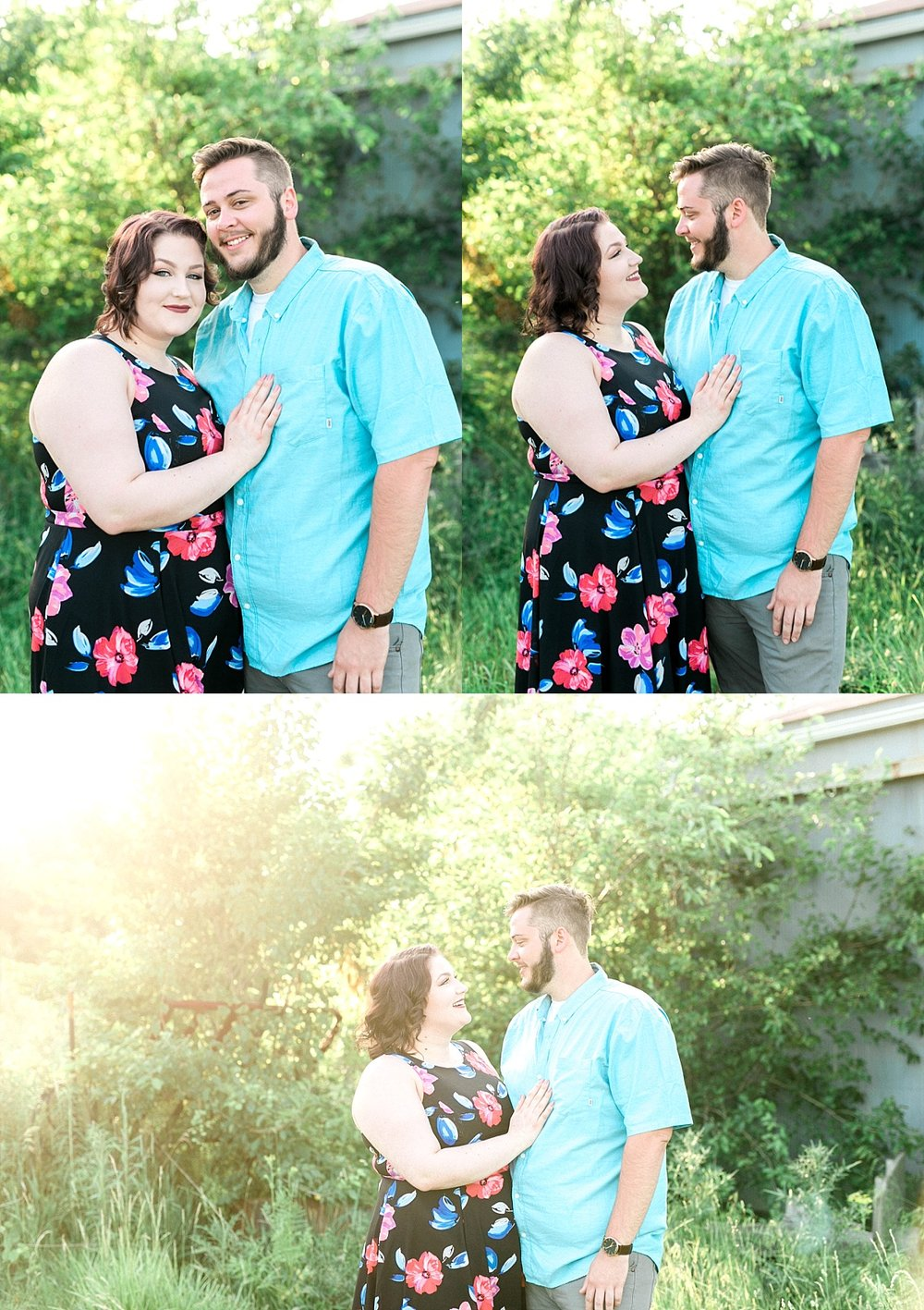 Quad Cities Engagement Photography