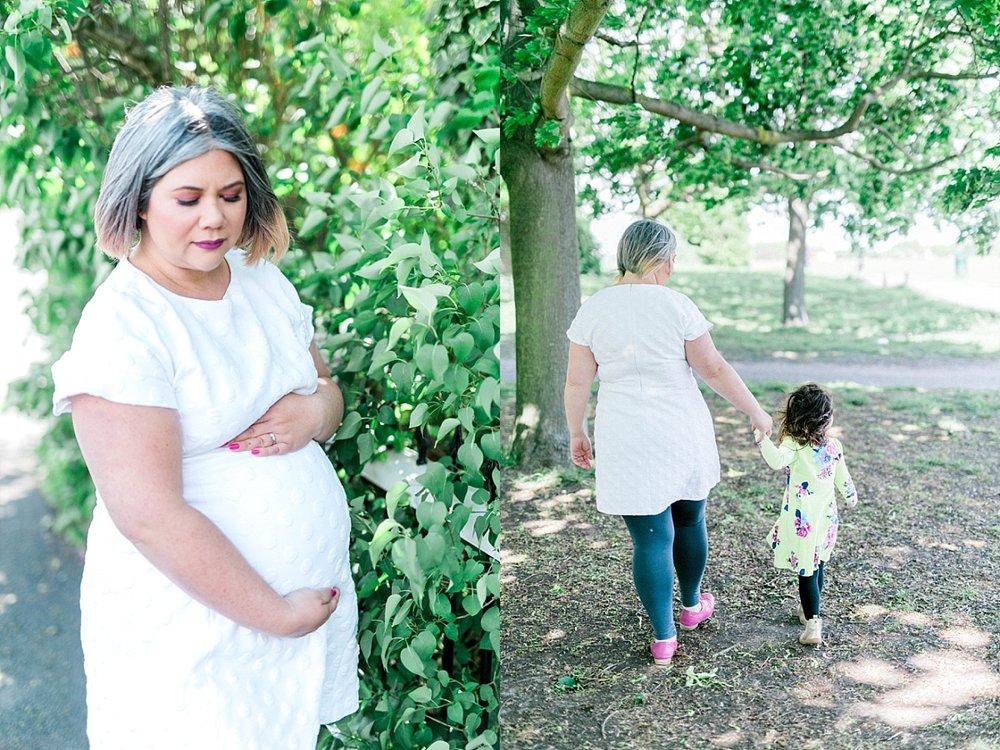 bettendorf maternity photographer