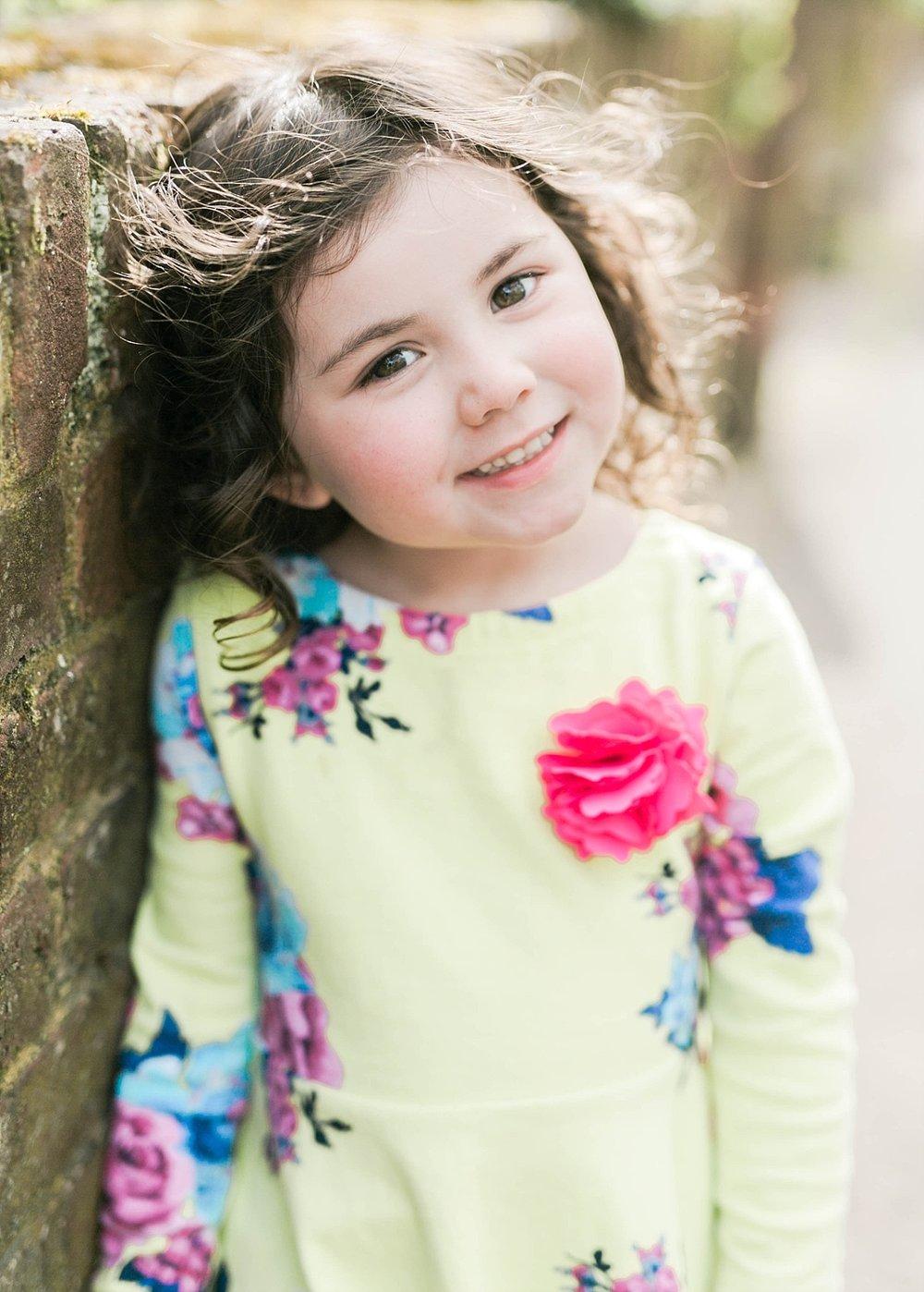 london, england girl model