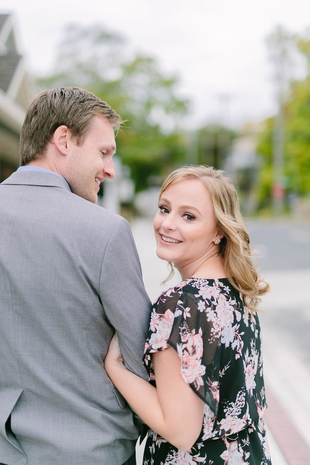 davenport engagement session