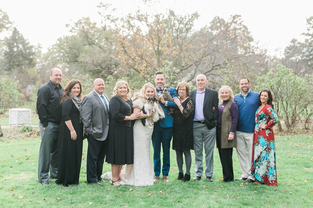 duck creek park wedding ceremony