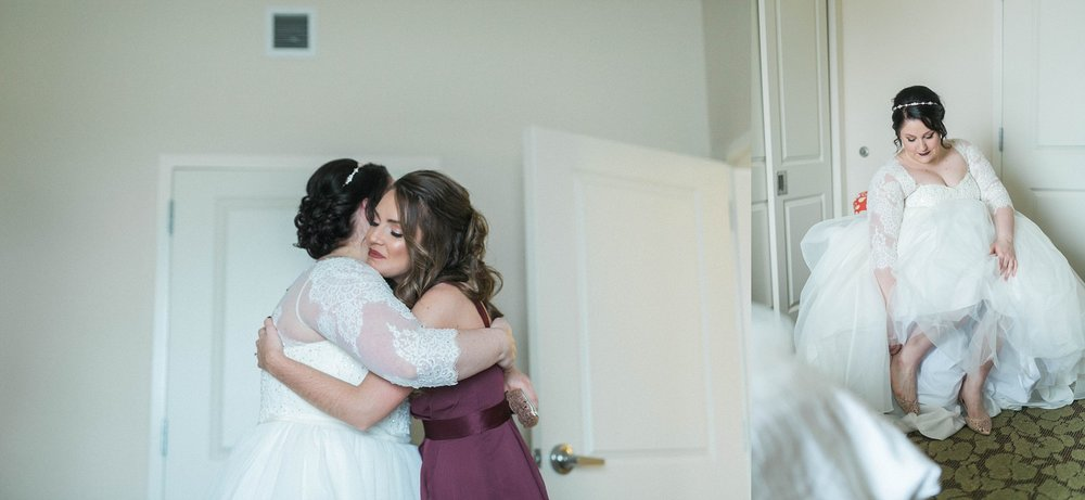 david's bridal davenport wedding