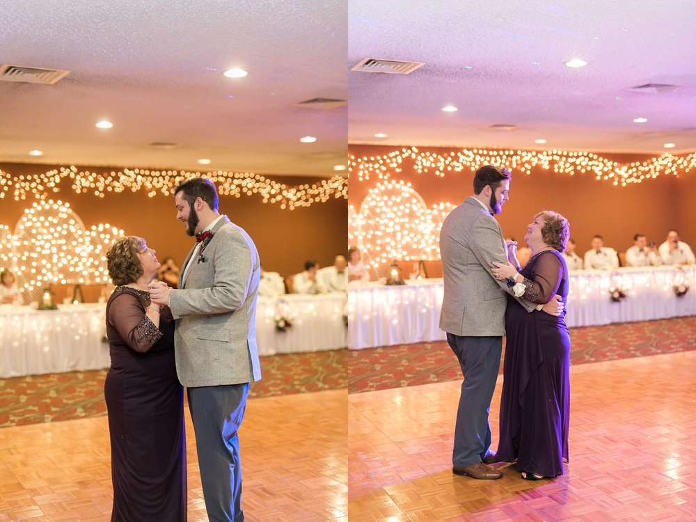 davenport, iowa wedding