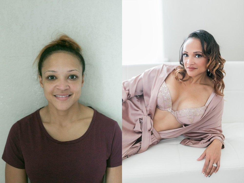 davenport boudoir photography