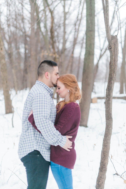 Chicago Winter Wedding