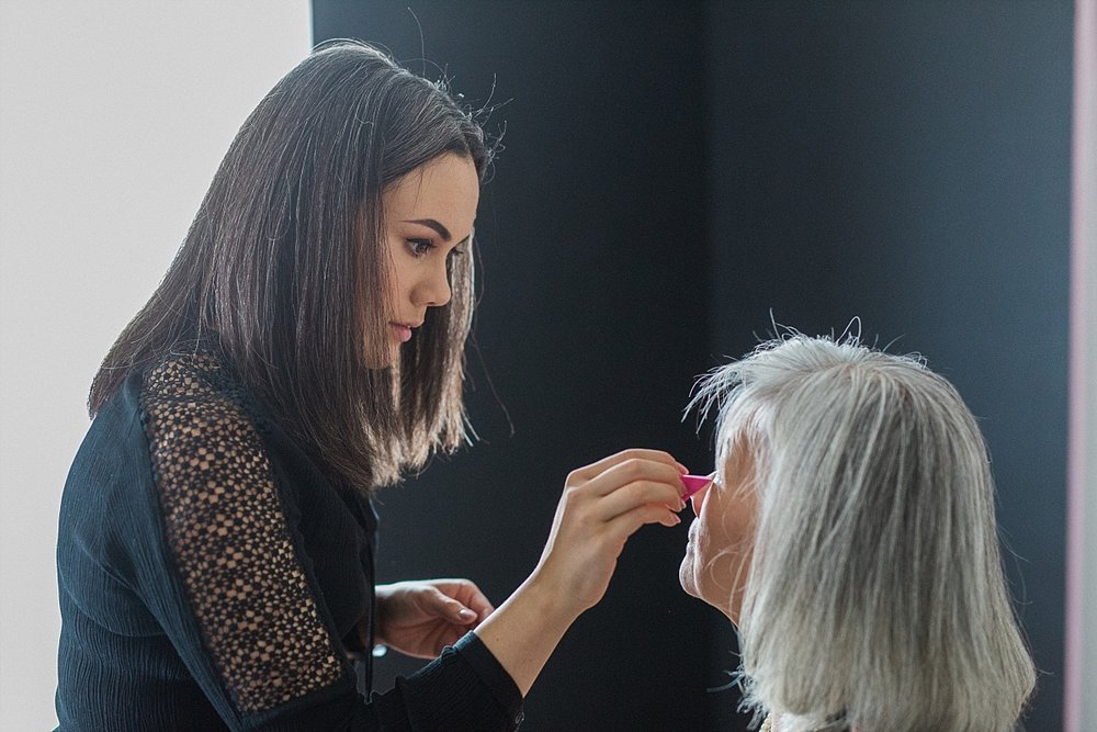 Madison bridal makeup services