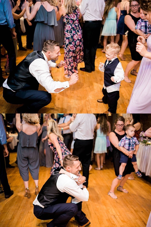 madison wedding reception