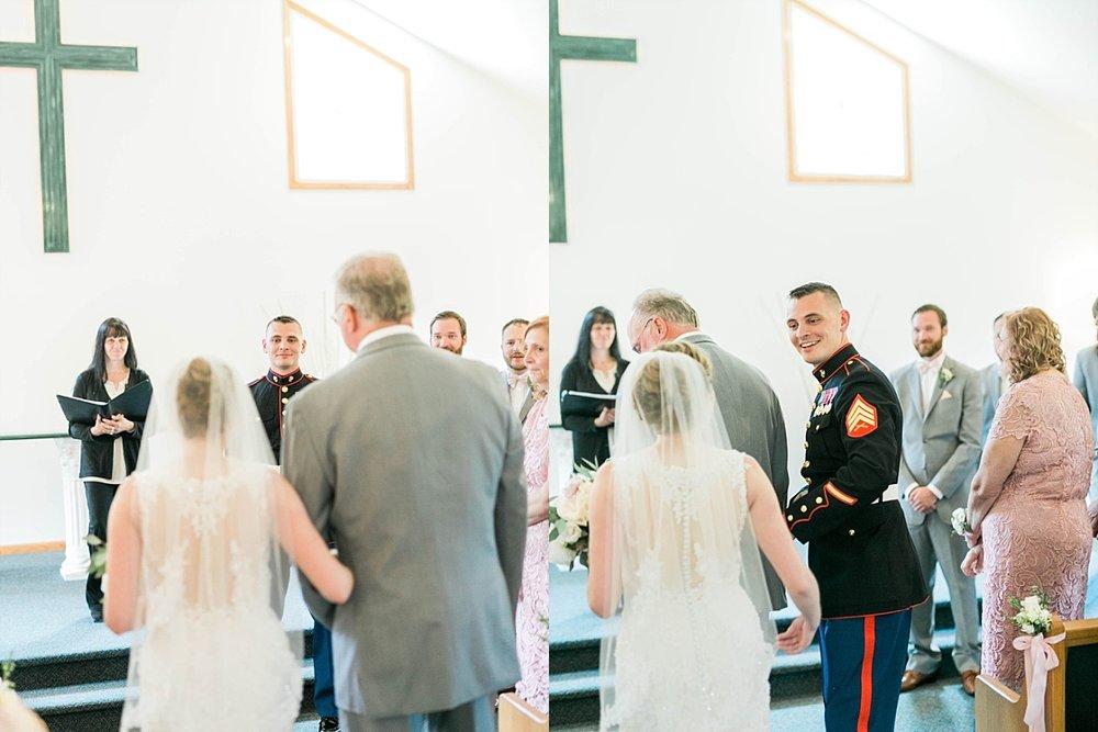 Tanglewood pavillion bettendorf wedding