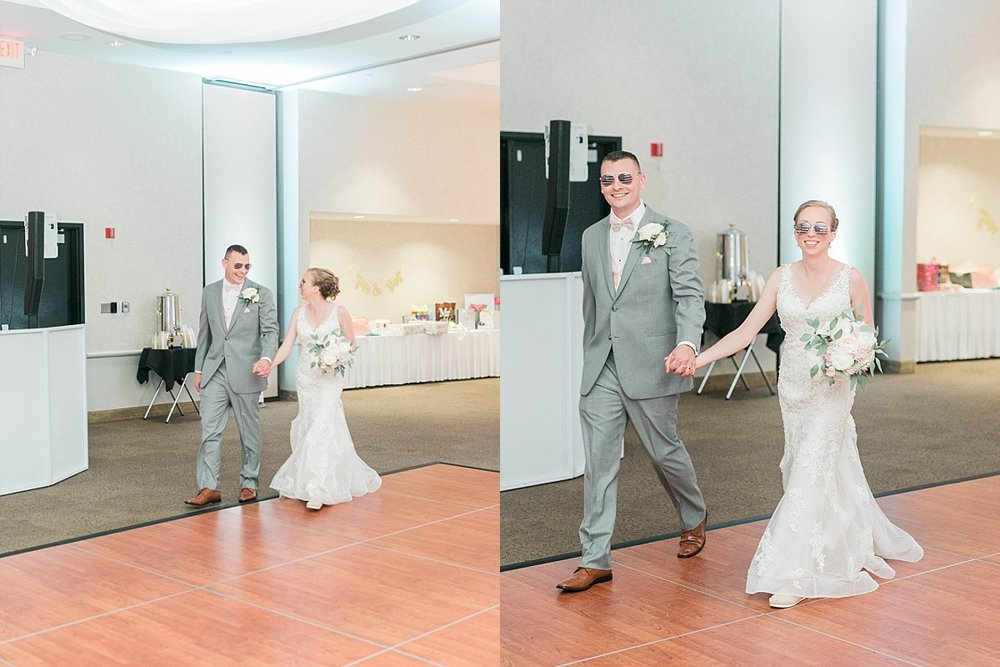 quad cities wedding reception