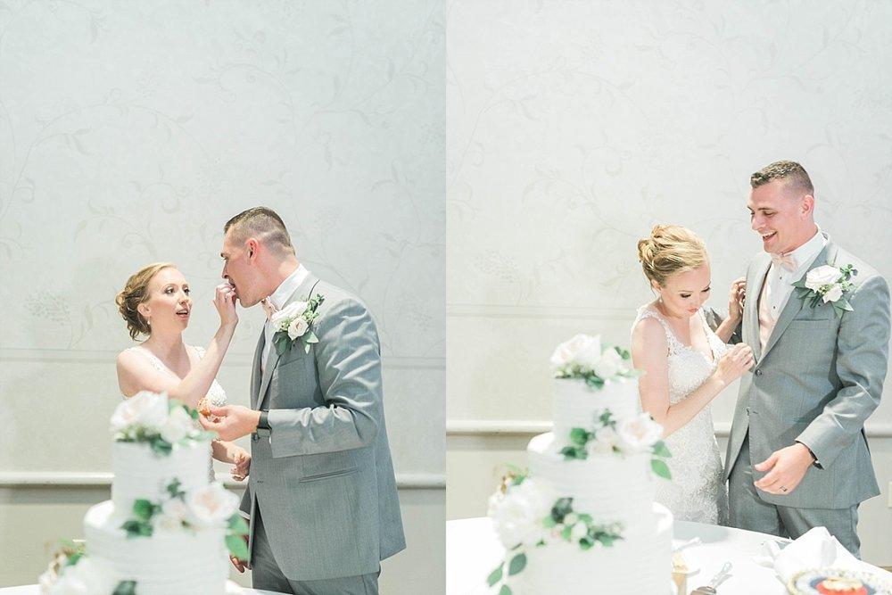 halleys cupcakery wedding