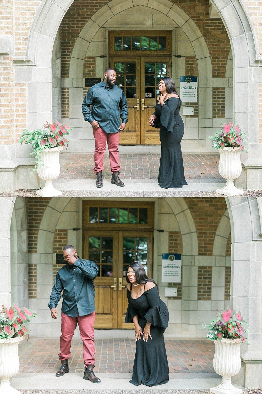 madison engagement photography