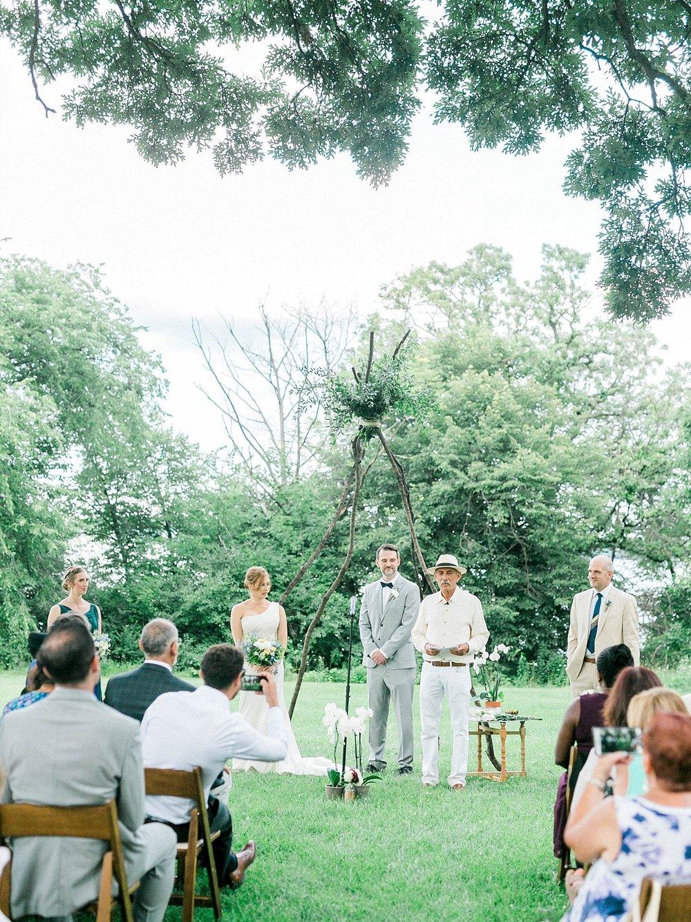 Madison Olin Park Wedding